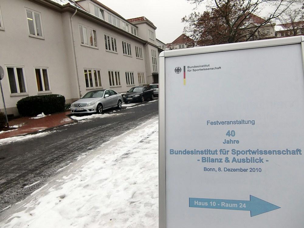 Bundesinstitut für Sportwissenschaft danieldrepper.de