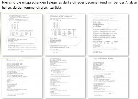 FIFA-Dokumente im Blog von Jens Weinreich / screenshot